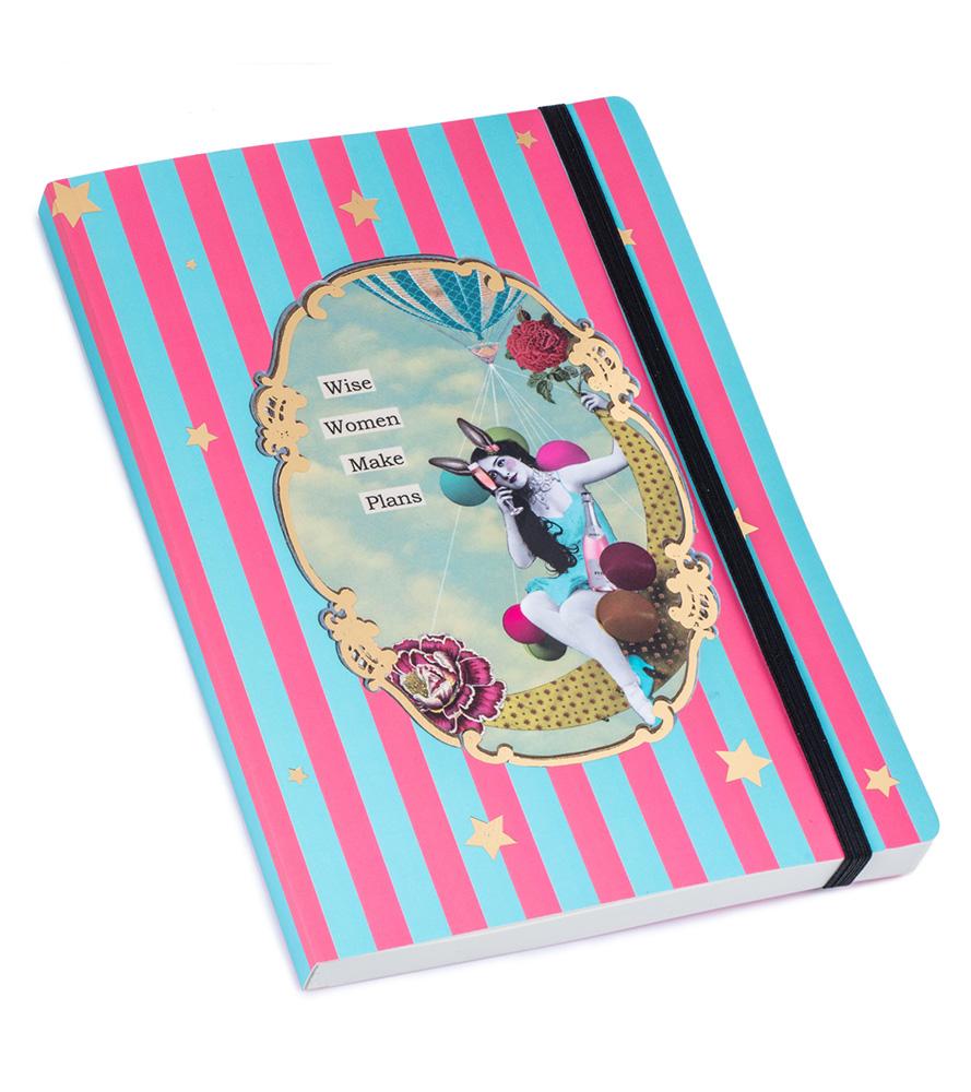 Darling Divas Notebook - Wise Women
