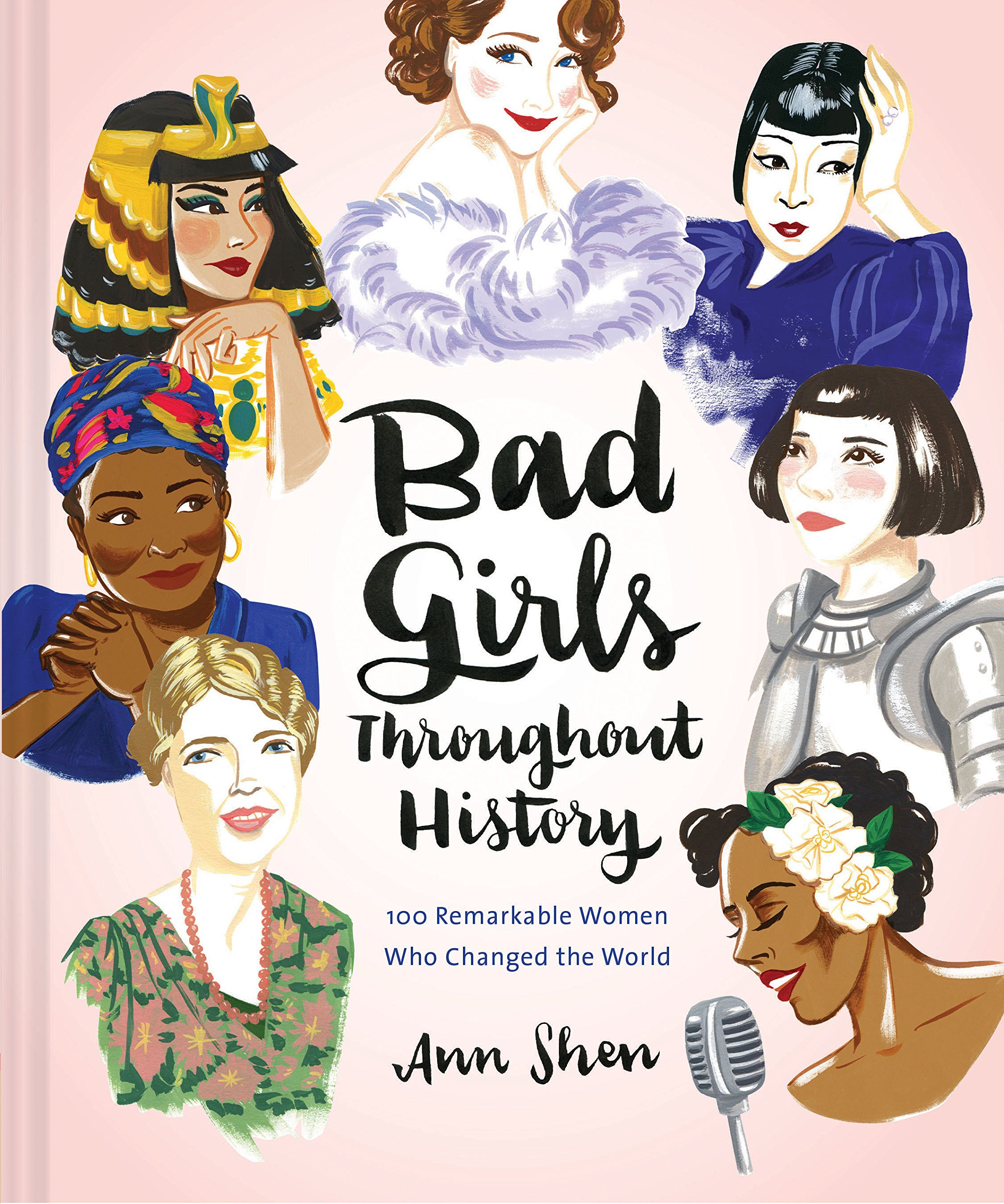Bad Girls Throughout History - Ann Shen