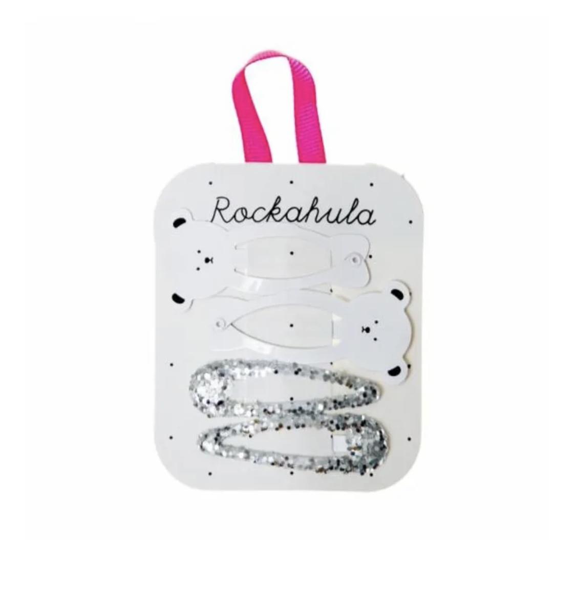 Rockahula Polar Bear Hair Clips