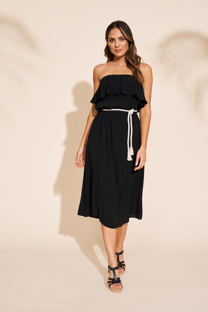 Eb&Ive Savannah Dress Black