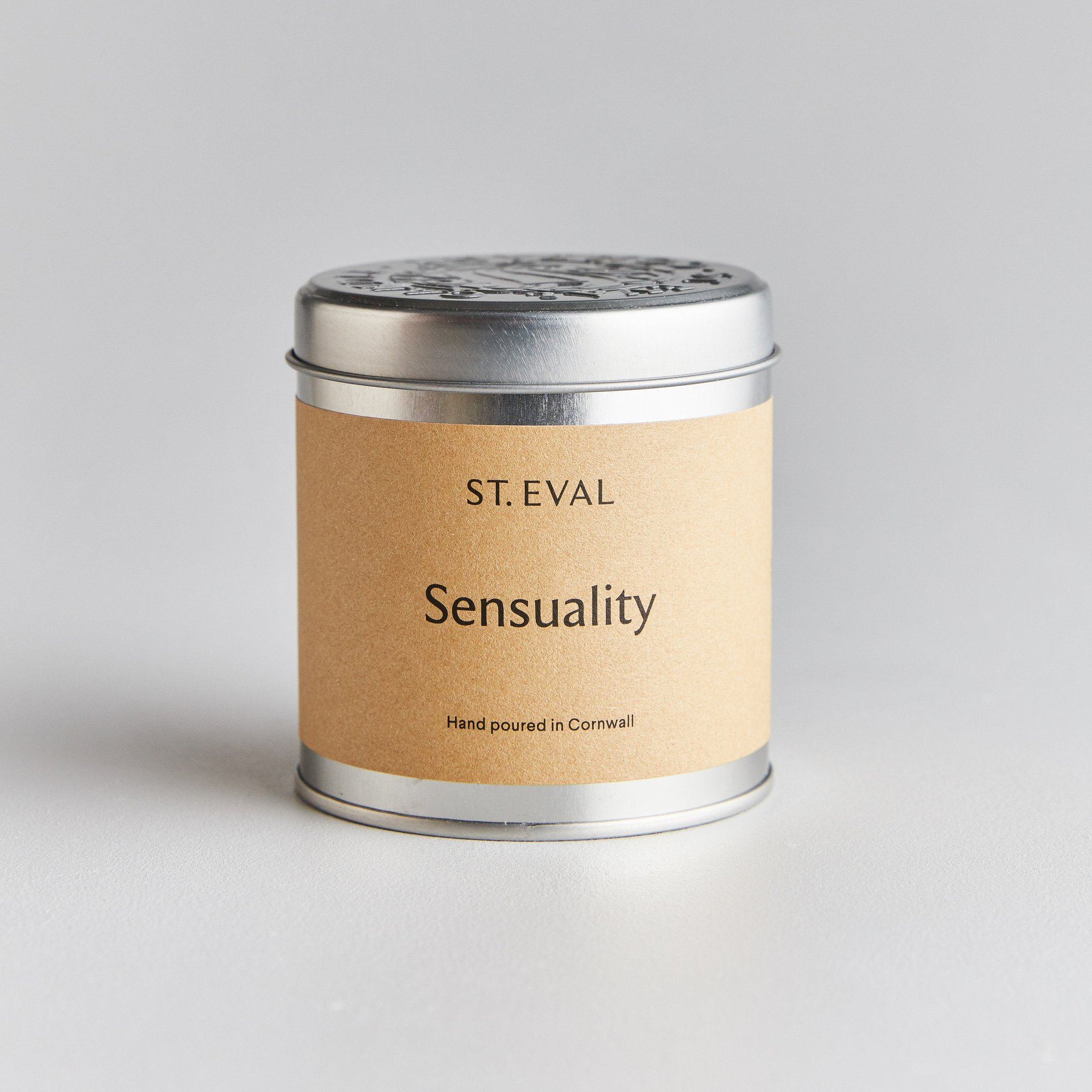 St Eval Candle Tin - Sensuality