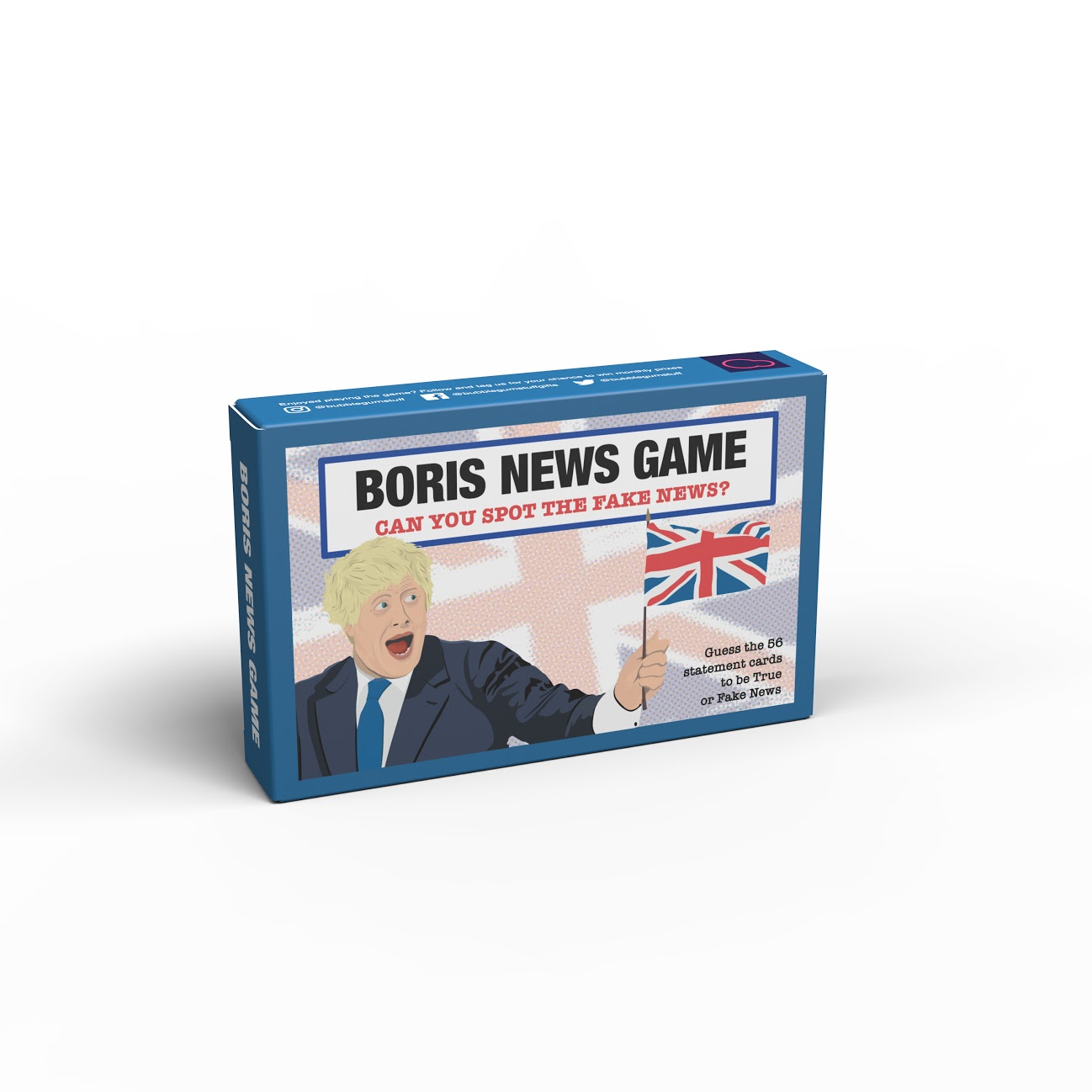 Fake News Game - Boris Edition - WAS £9.95
