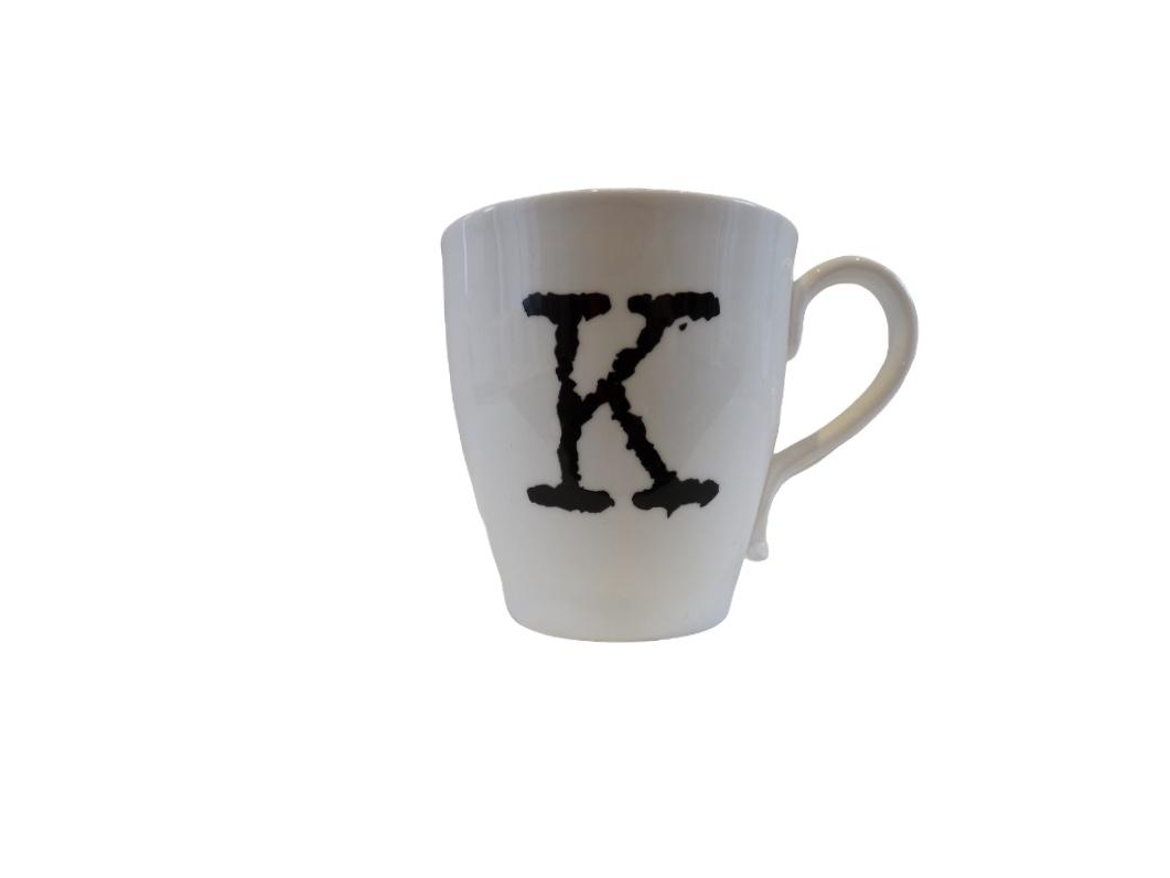 Glorious Mud Alphabet Mug - Kissable