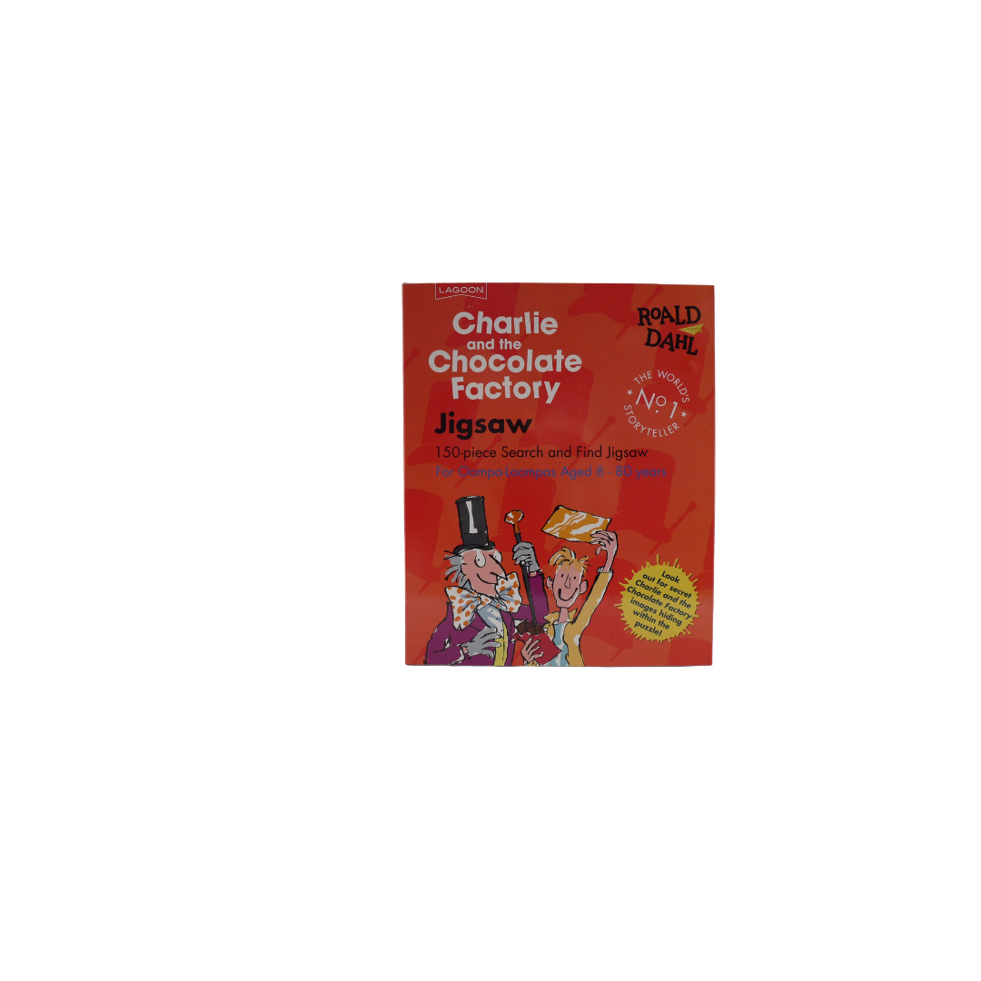 Roald Dahl - Charlie and the Chocolate Factory Jigsaw Puzzle