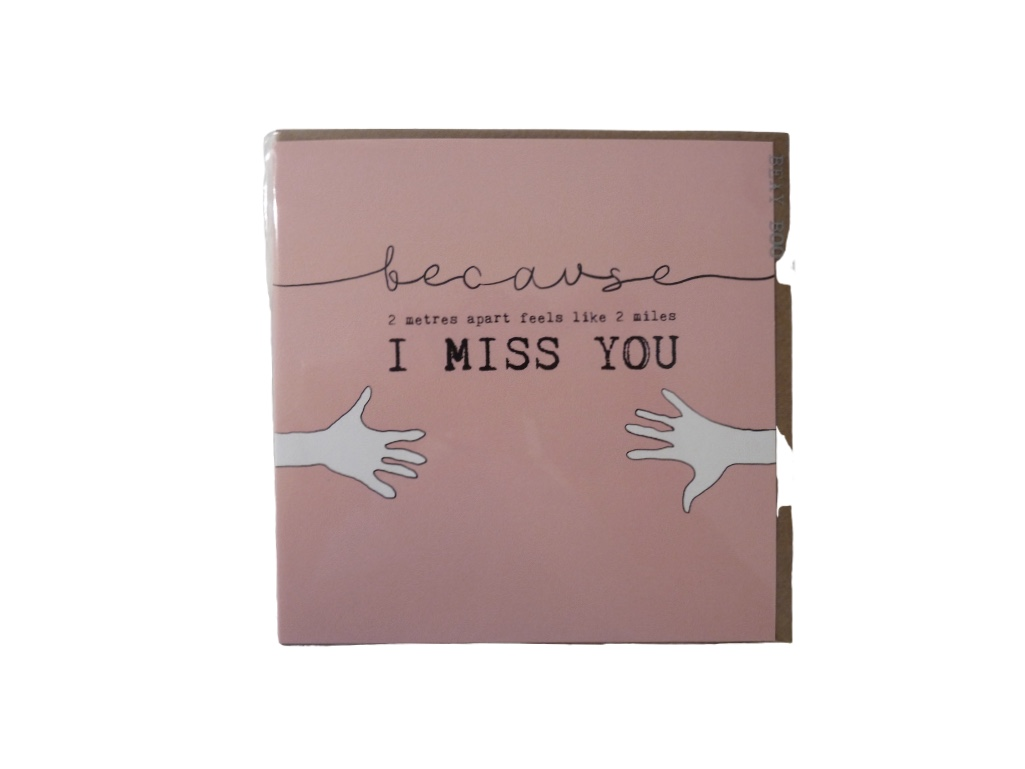 Card Lockdown - I Miss You - BB BCV01