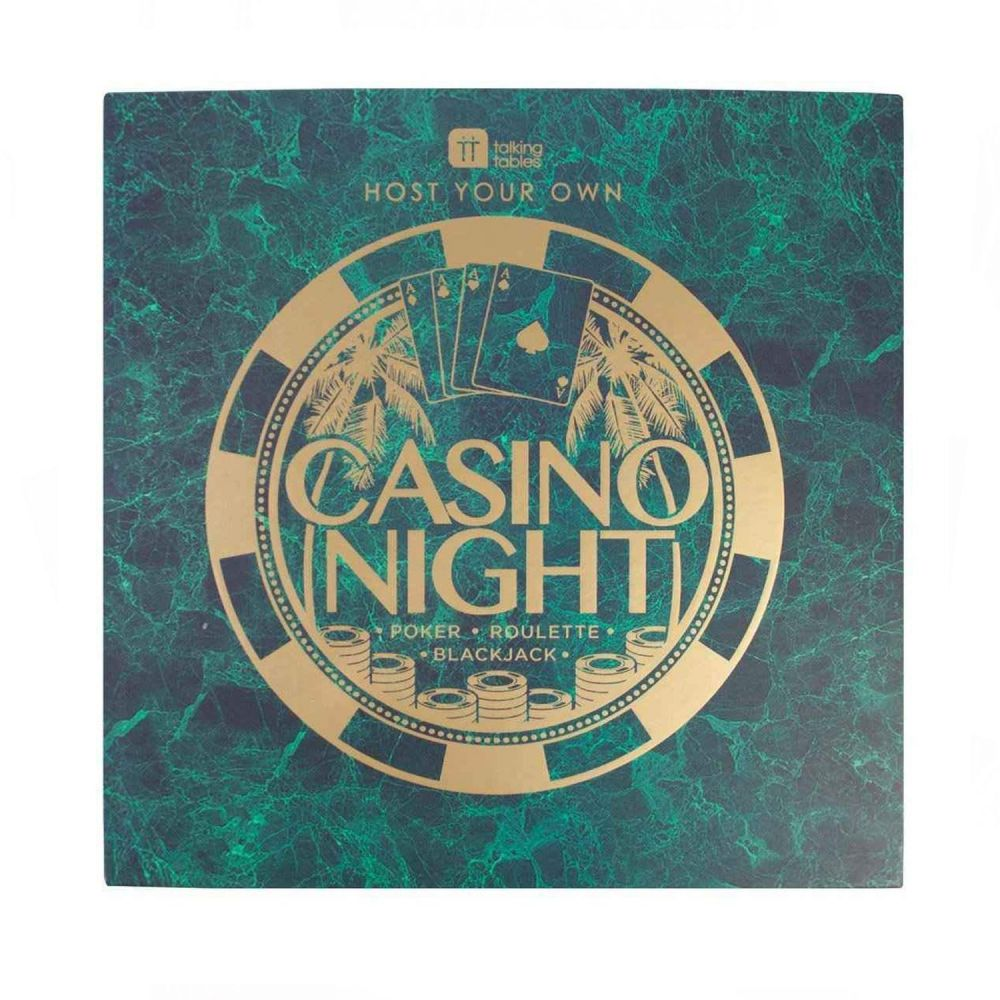 Host Your Own Casino Night
