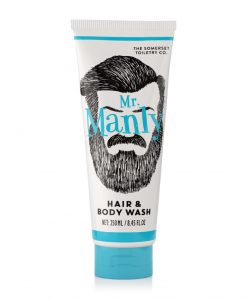 Mr Manly Hair & Body Wash