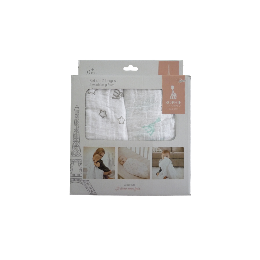 Child - Sophie la Girafe Swaddles