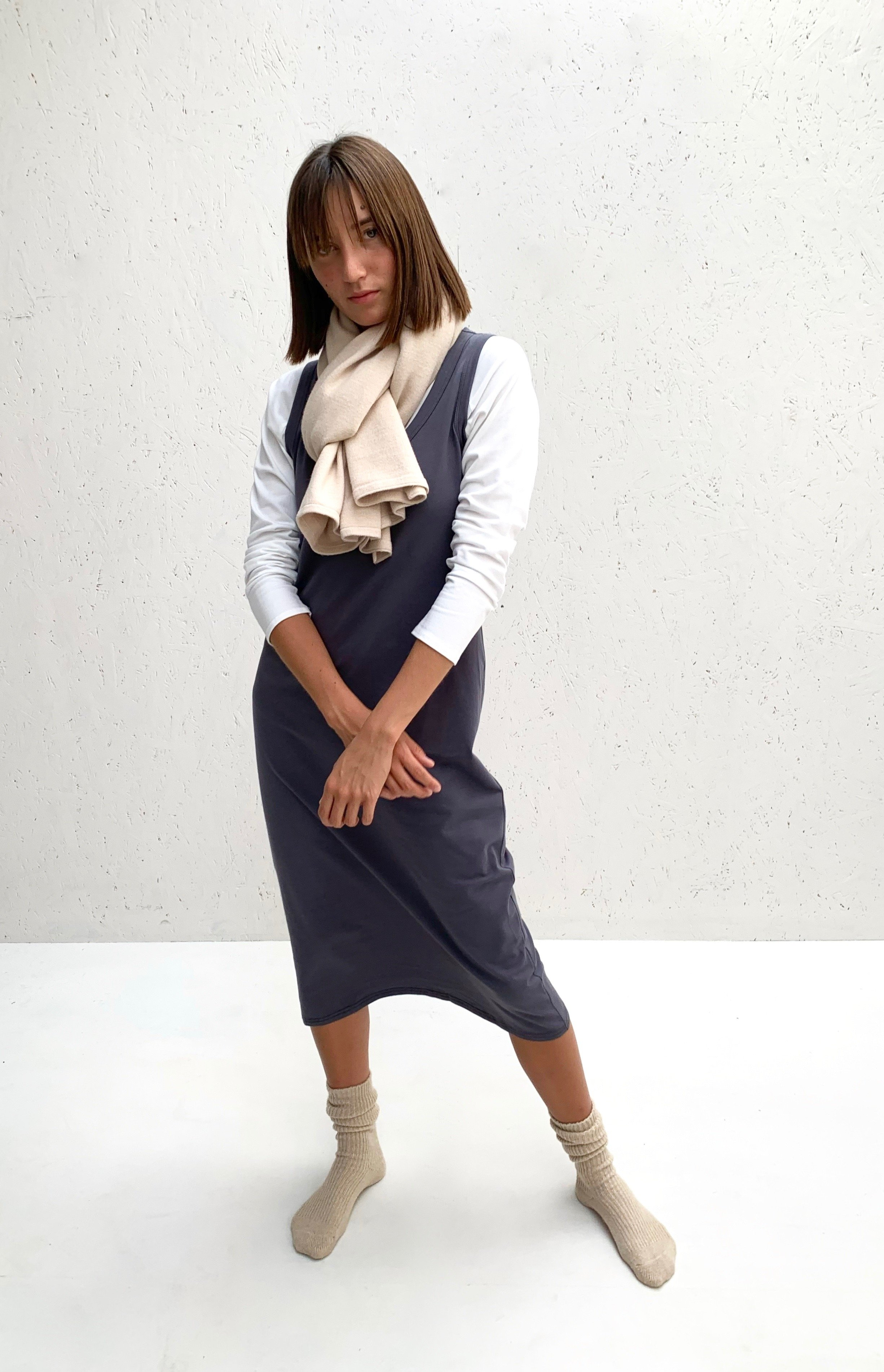 Chalk Scarf - Suzy More Colours WAS £39