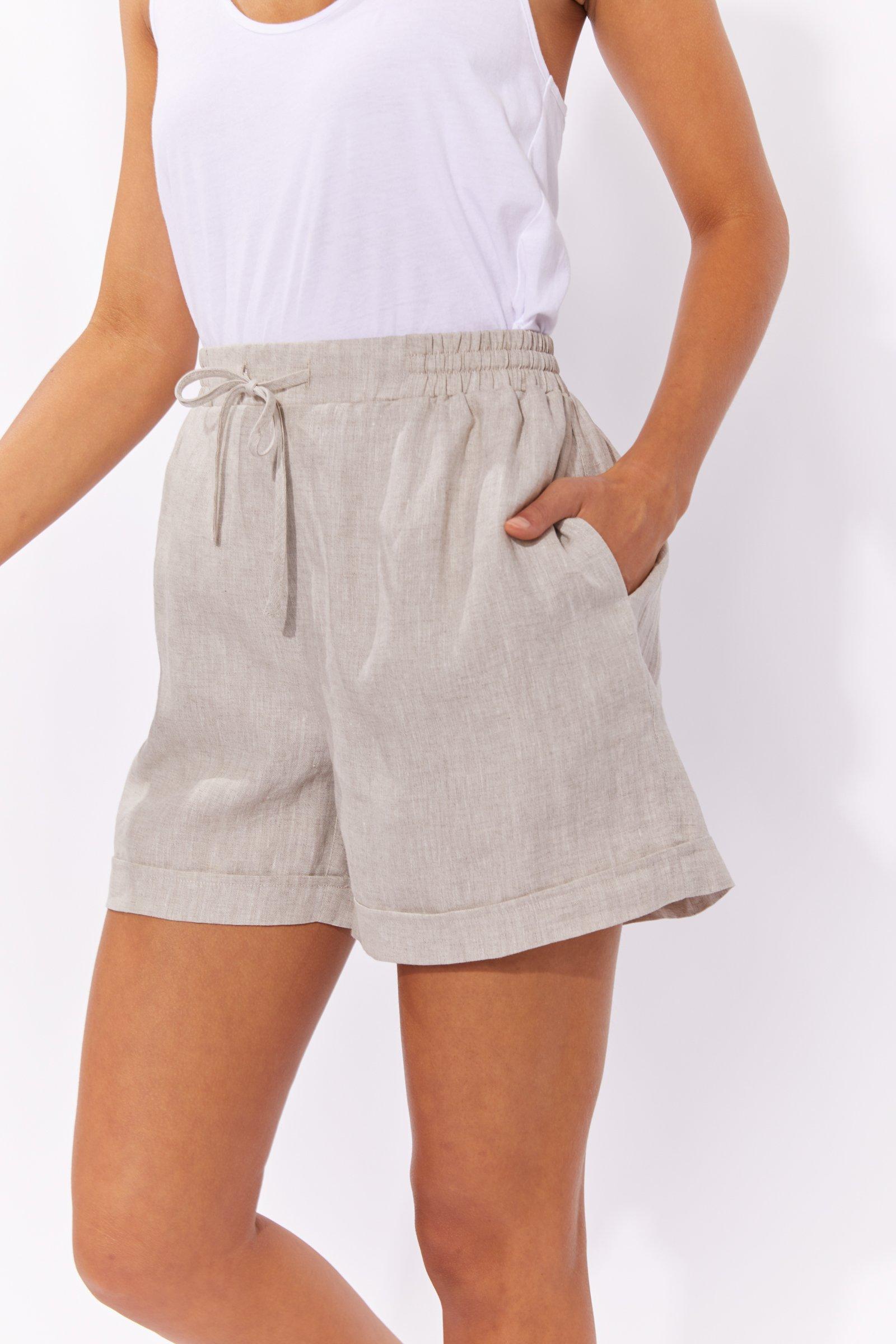 Haven Majorca Shorts - Sand