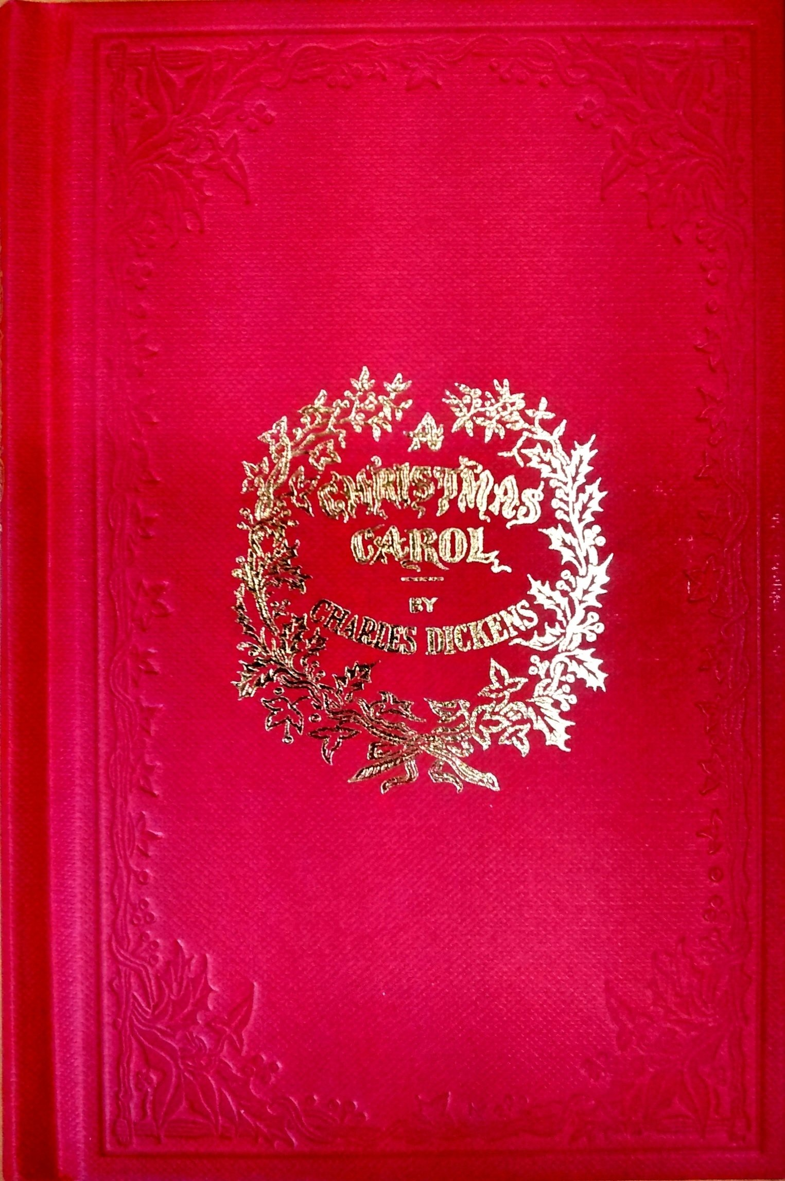 A Christmas Carol Deluxe Gift Edition
