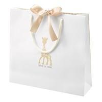 Sophie La Girafe - Sophie + Swaddle Gift Set