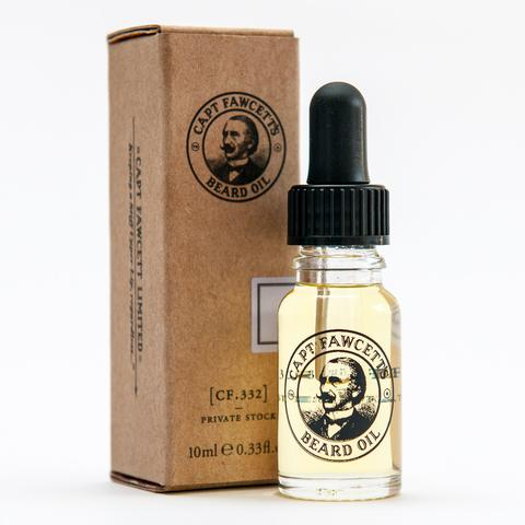 Capt. Fawcett's Beard Oil - Private Stock