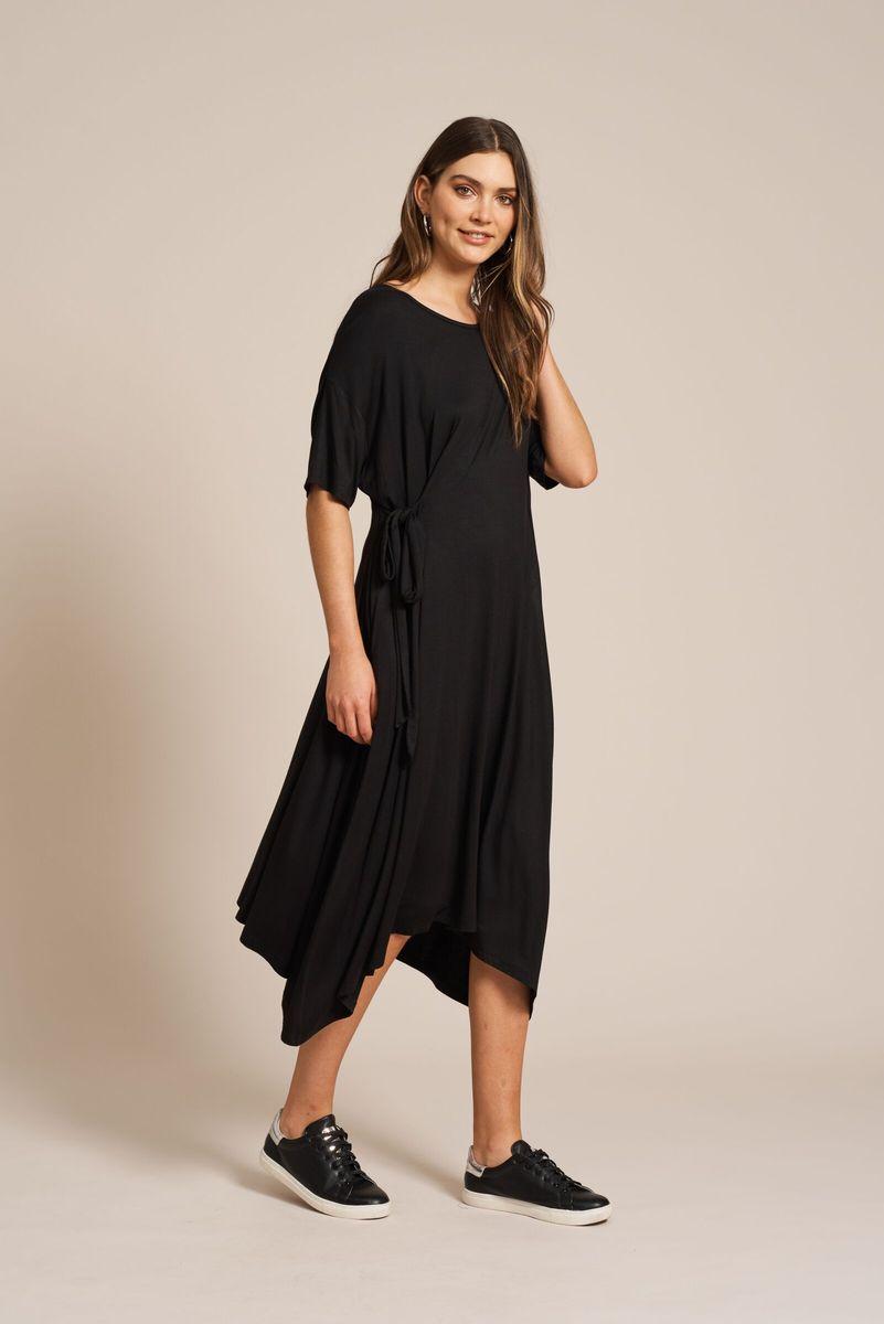 SALE Eb&Ive Oprah Dress - Onyx WAS £55