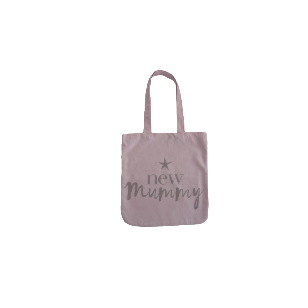 New Mummy Tote Bag - Pink