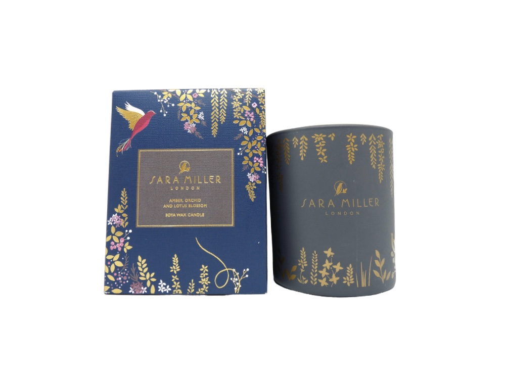 Sara Miller Candle - Amber, Orchid & lotus Blossom