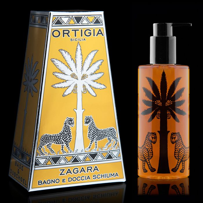 Ortigia Bath & Shower gel - Zagara