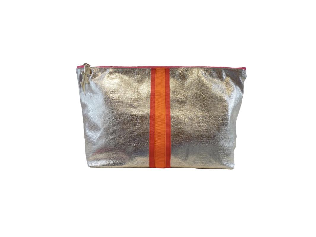 Cockatoo Bag - Sheeny Gold Large