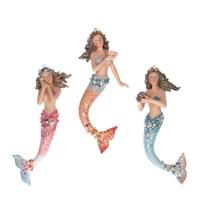 Gisela Graham Christmas Decoration Kingdom of the Sea - Mermaid 16400