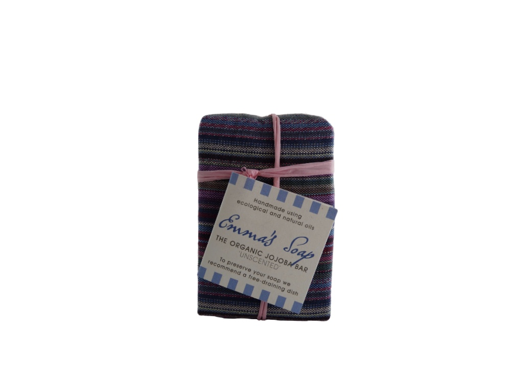 Emma's Soap - Organic Jojoba Oil / Unscented