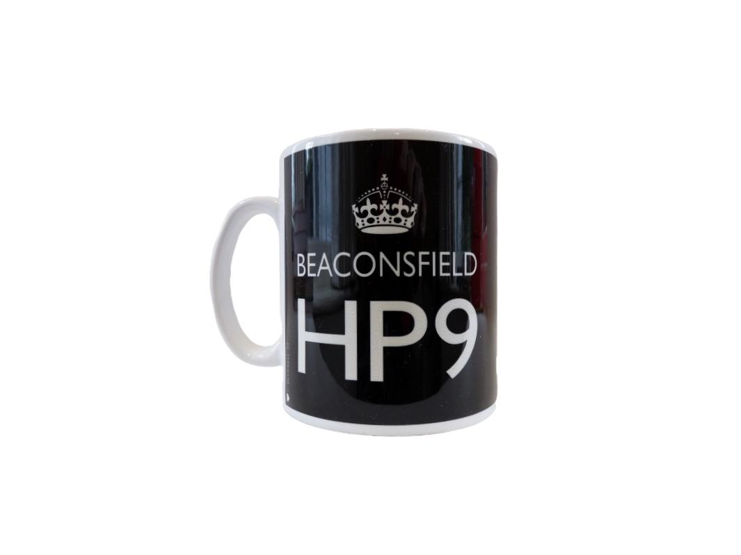 Beaconsfield HP9 Mug
