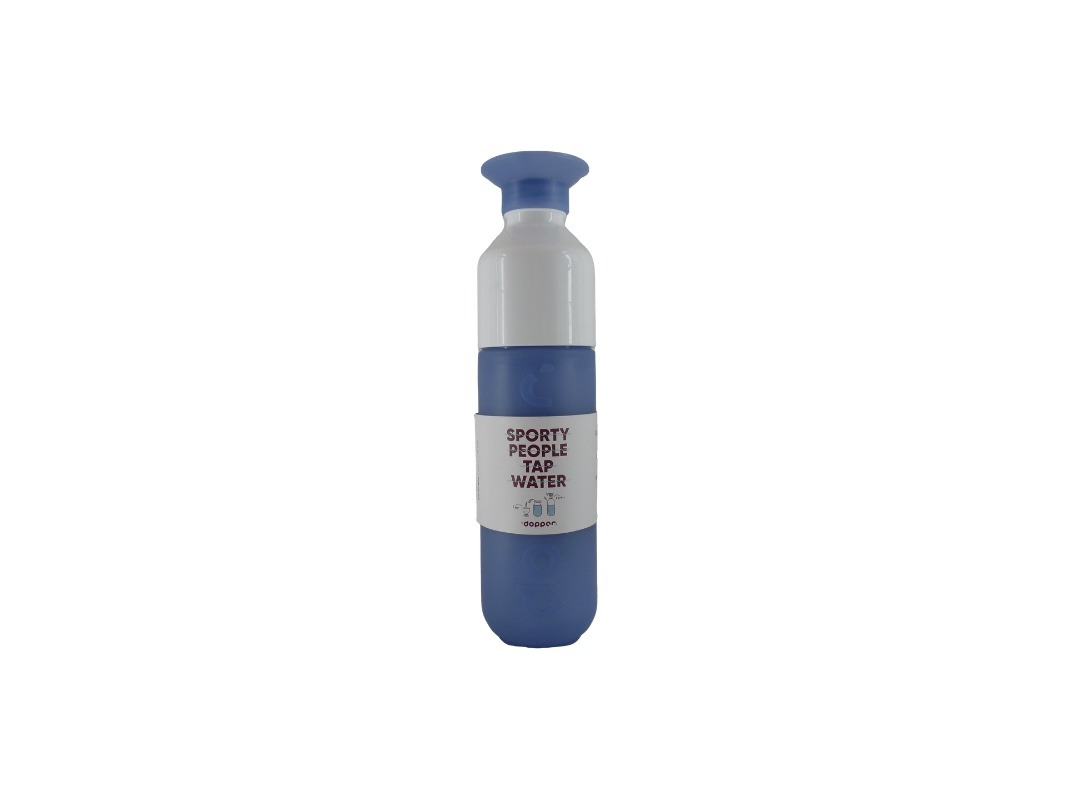 Dopper Water Bottle - Pacific Blue