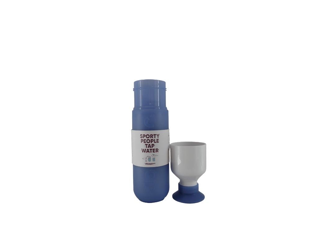 Dopper Water Bottle - Pacific Blue