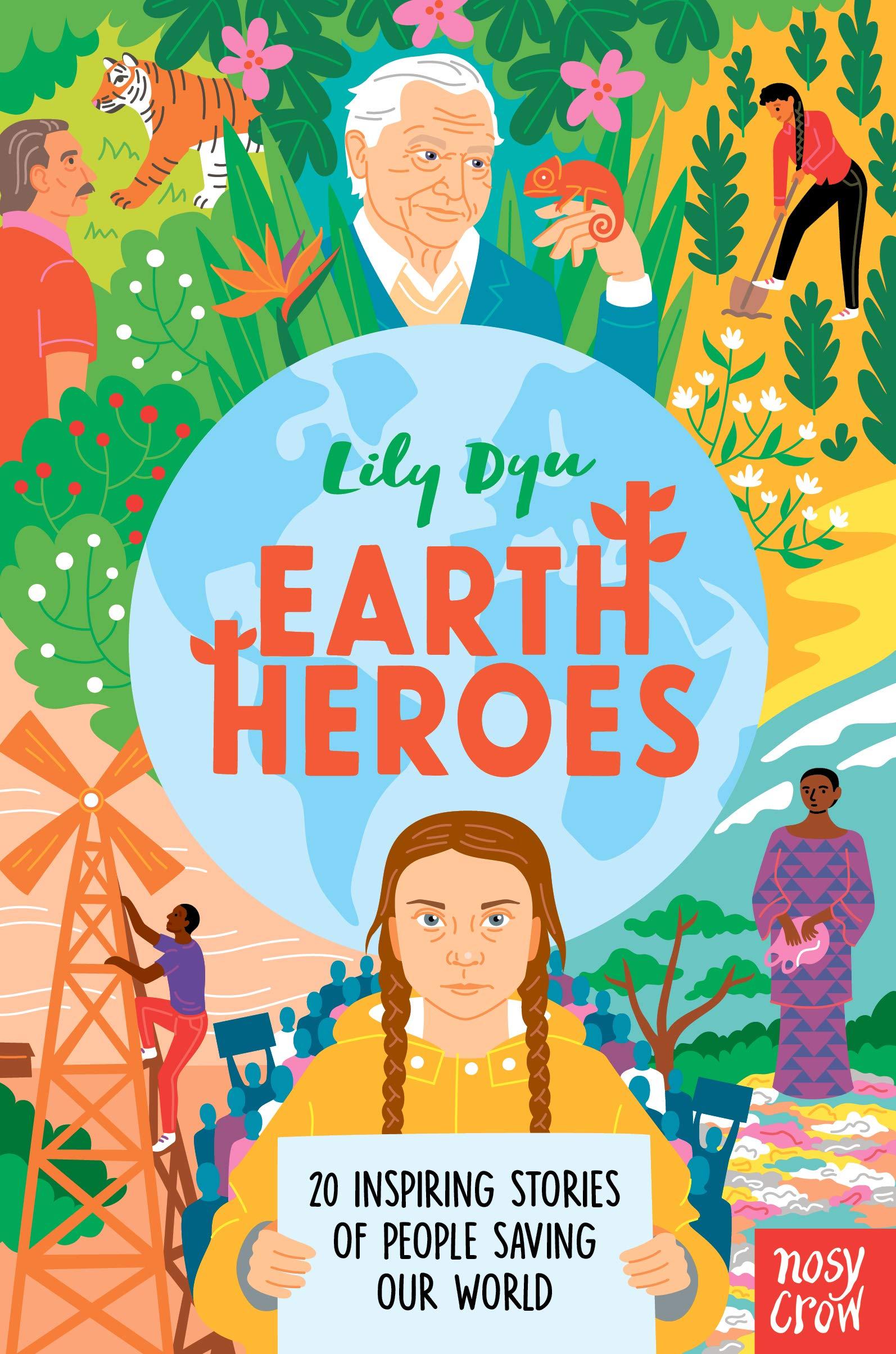 Earth Heroes - Lily Dyu