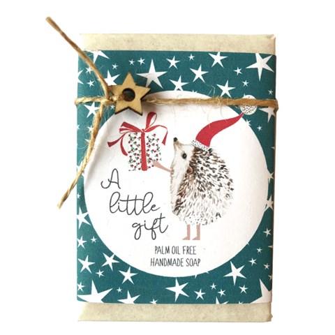 Cinnamon Aitch Soap - A Little Gift Tea Tree & Turmeric
