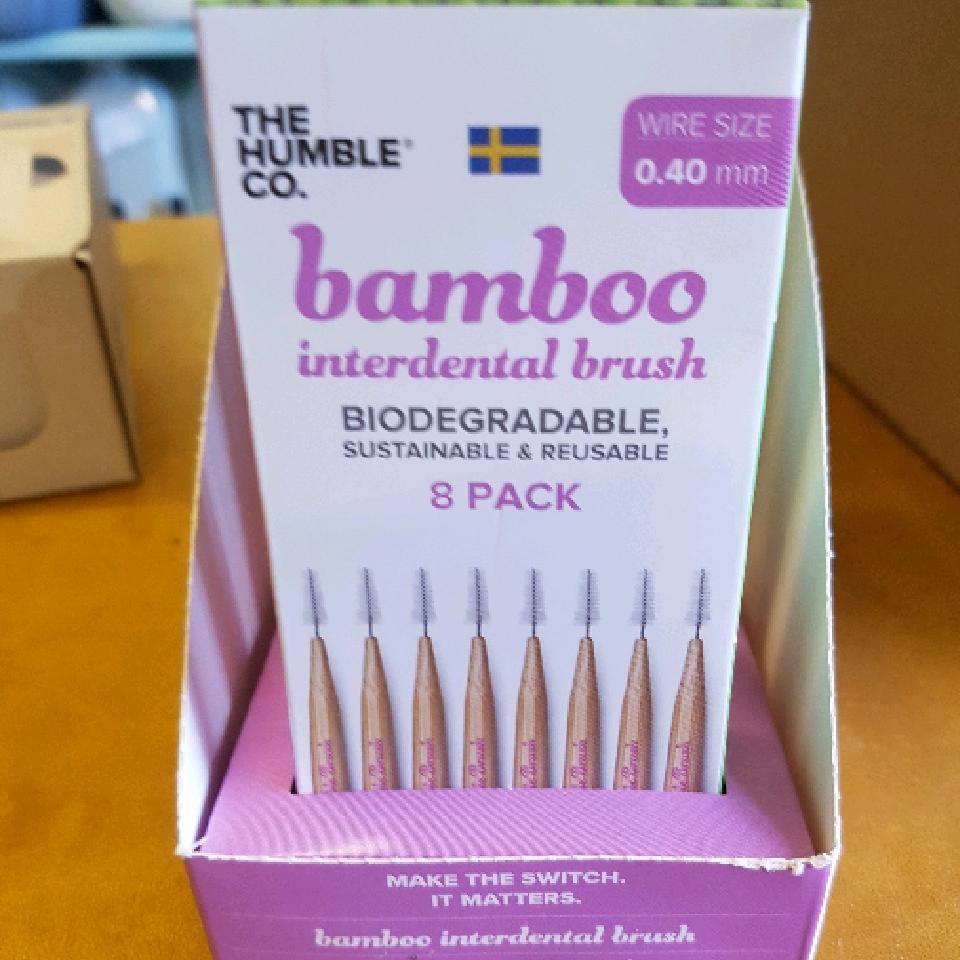 Interdental Brush - 0.40 mm- 8 pack