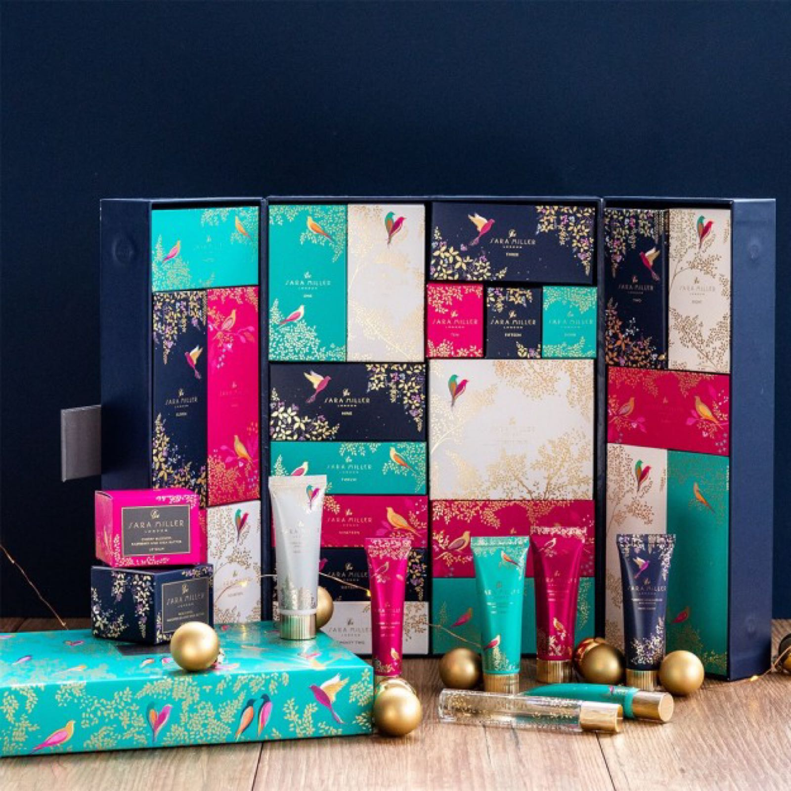Sara Miller London Advent Calendar 25 products worth over £175 was £95