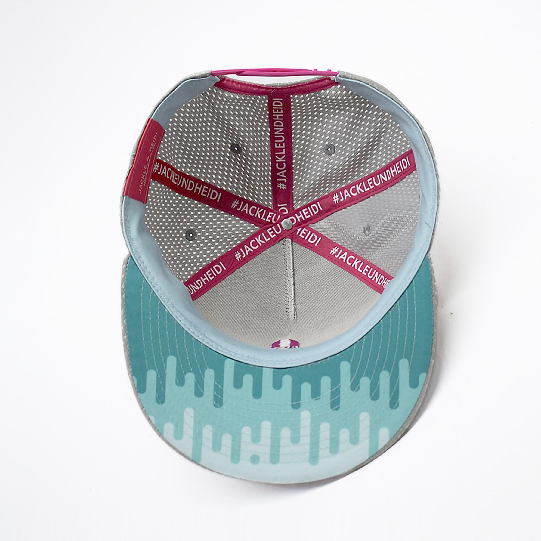 Blaubeer-Cheesecake Cap