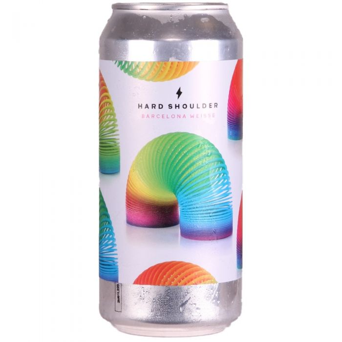 Garage Beer Co | Hard Shoulder | Sour - Fruited Berliner Weisse