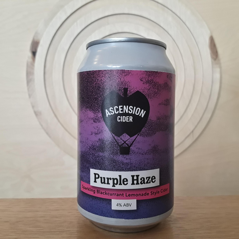Ascension Purple Haze Cider