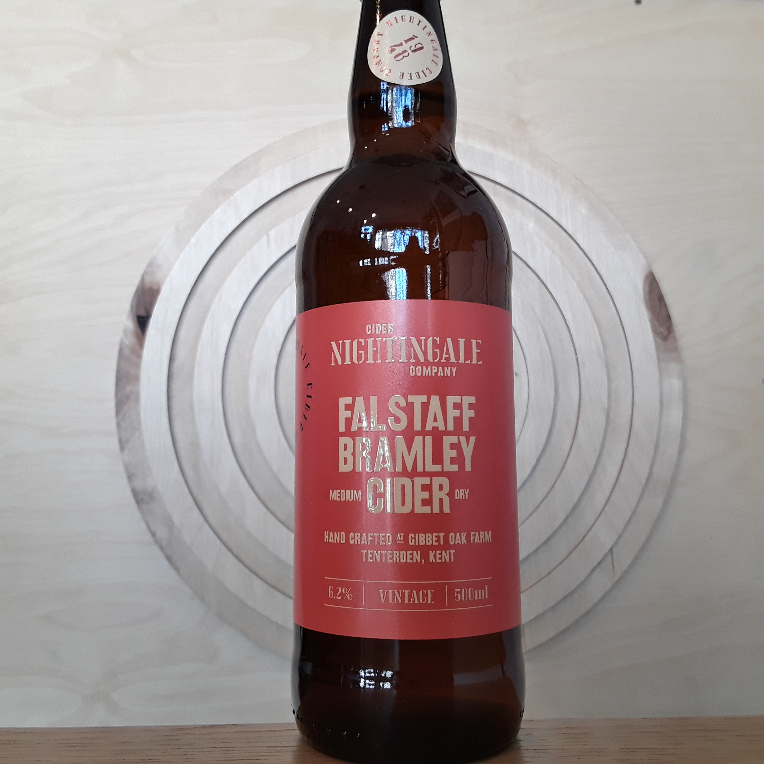 Nightingale Fallstaff Bramley Cider