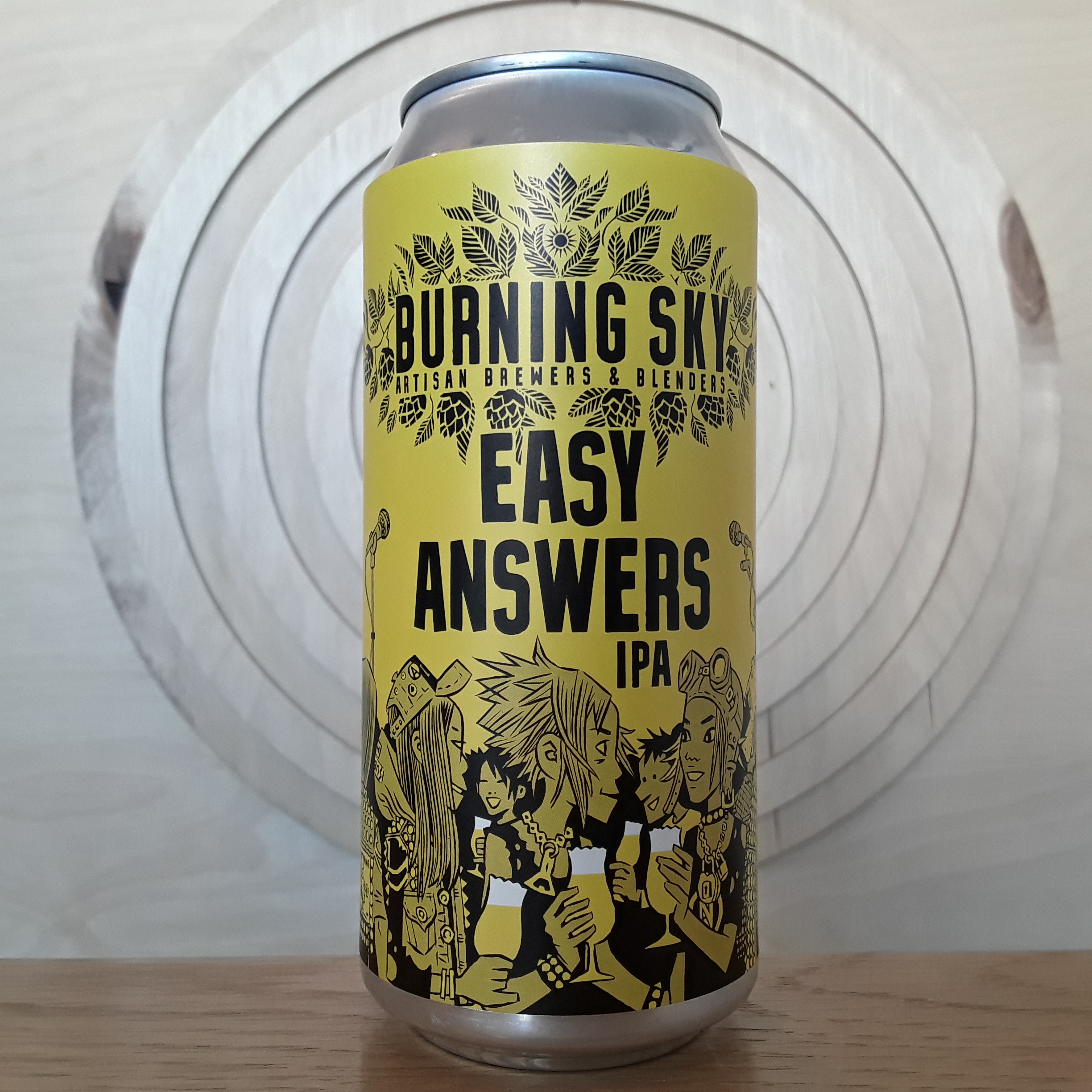 Burning Sky | Easy Answers | IPA
