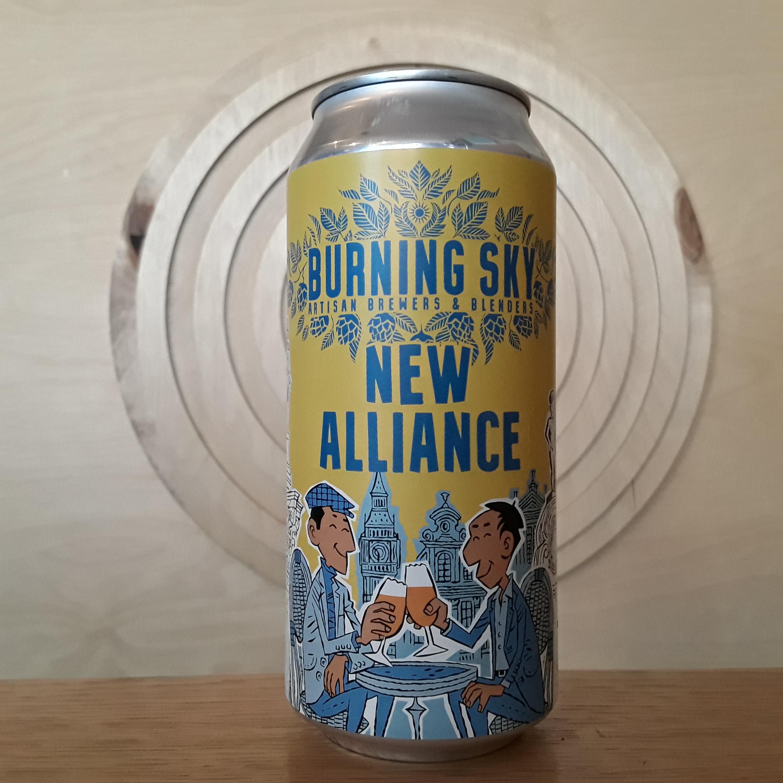 Burning Sky | New Alliance | Pale