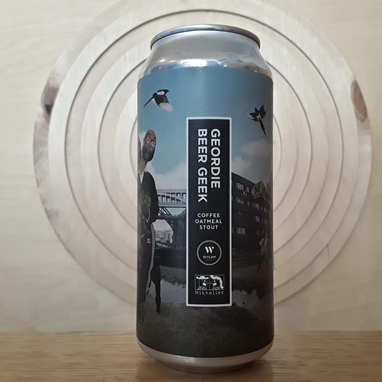 Wylam X Mikkeller Geordie Beer Geek | Stout