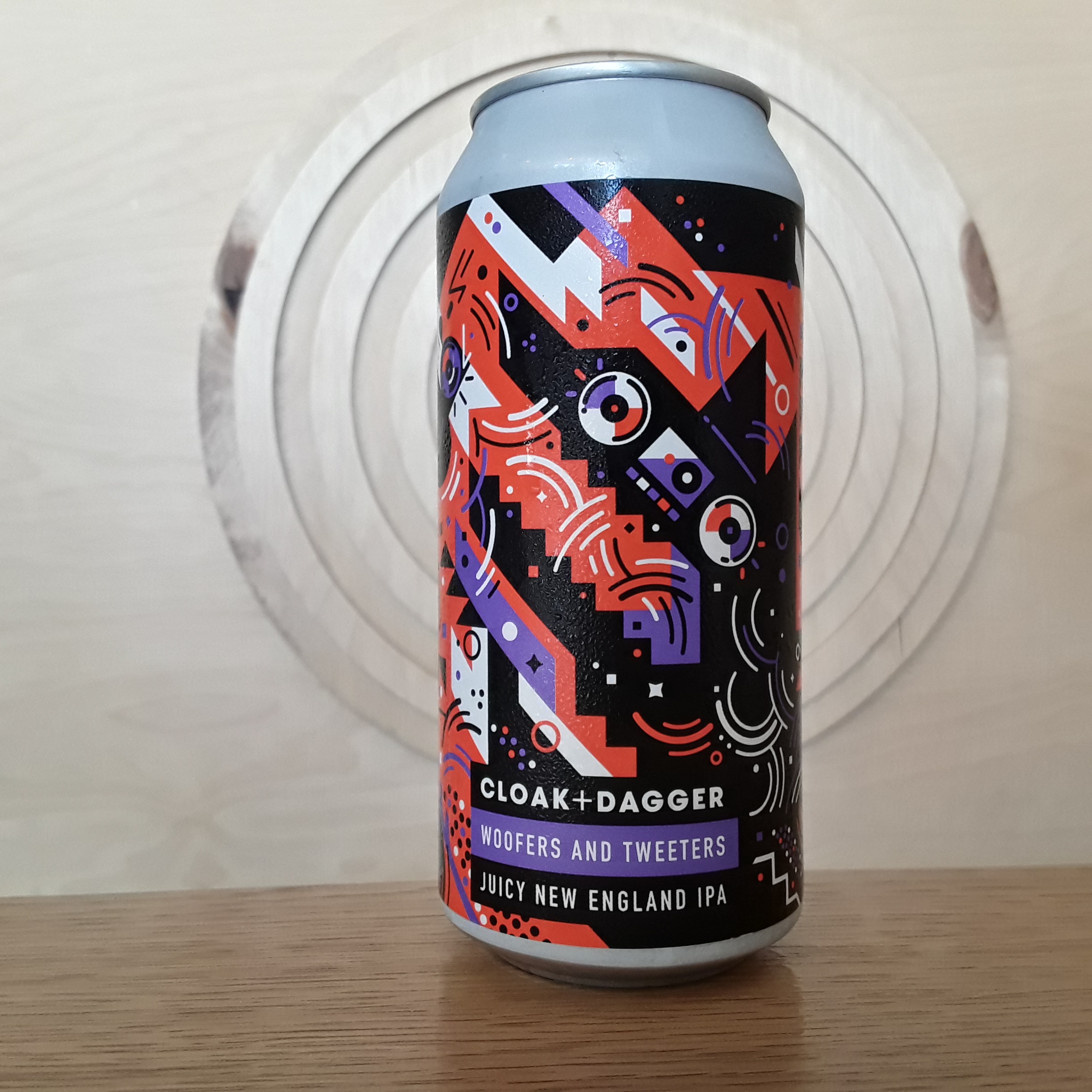 Cloak and Dagger | Woofers and Tweeters | NEIPA