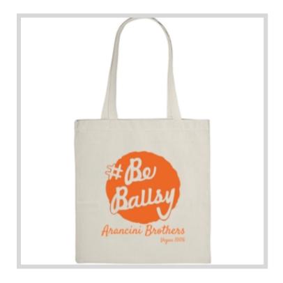 BeBallsy Tote Bag