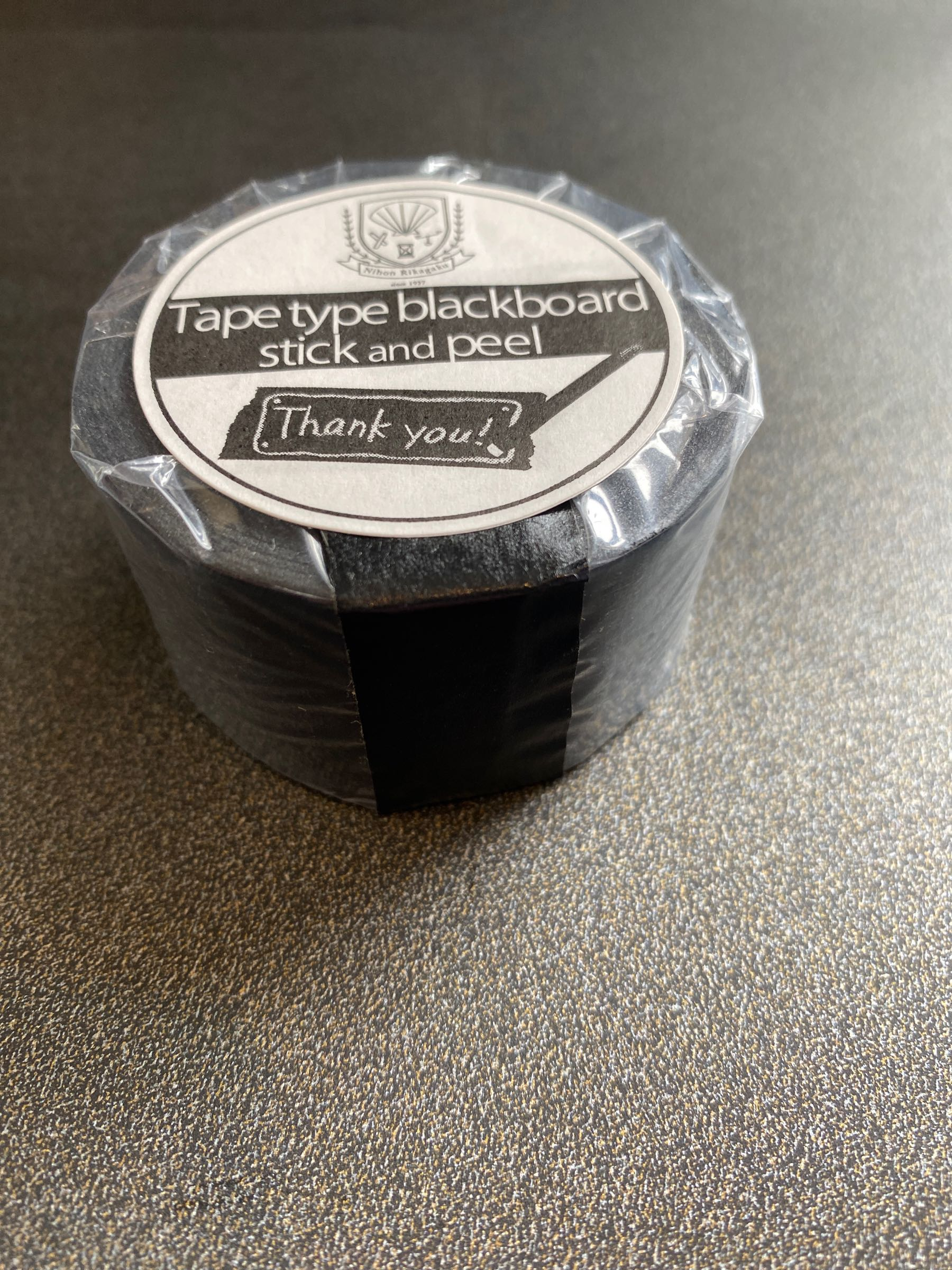 Kitpas - Blackboard tape black 30mm