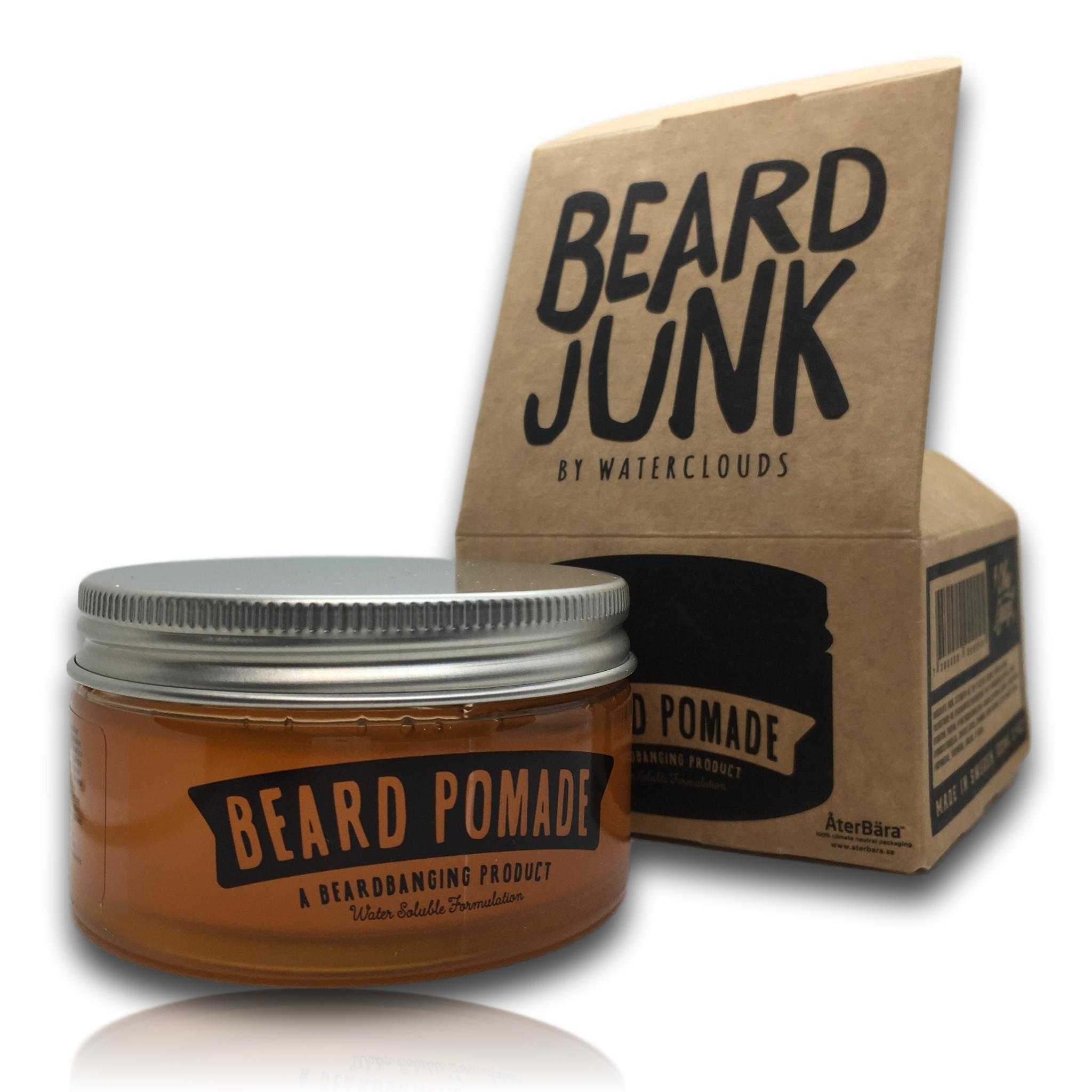 Beard Junk, Parta Pomade