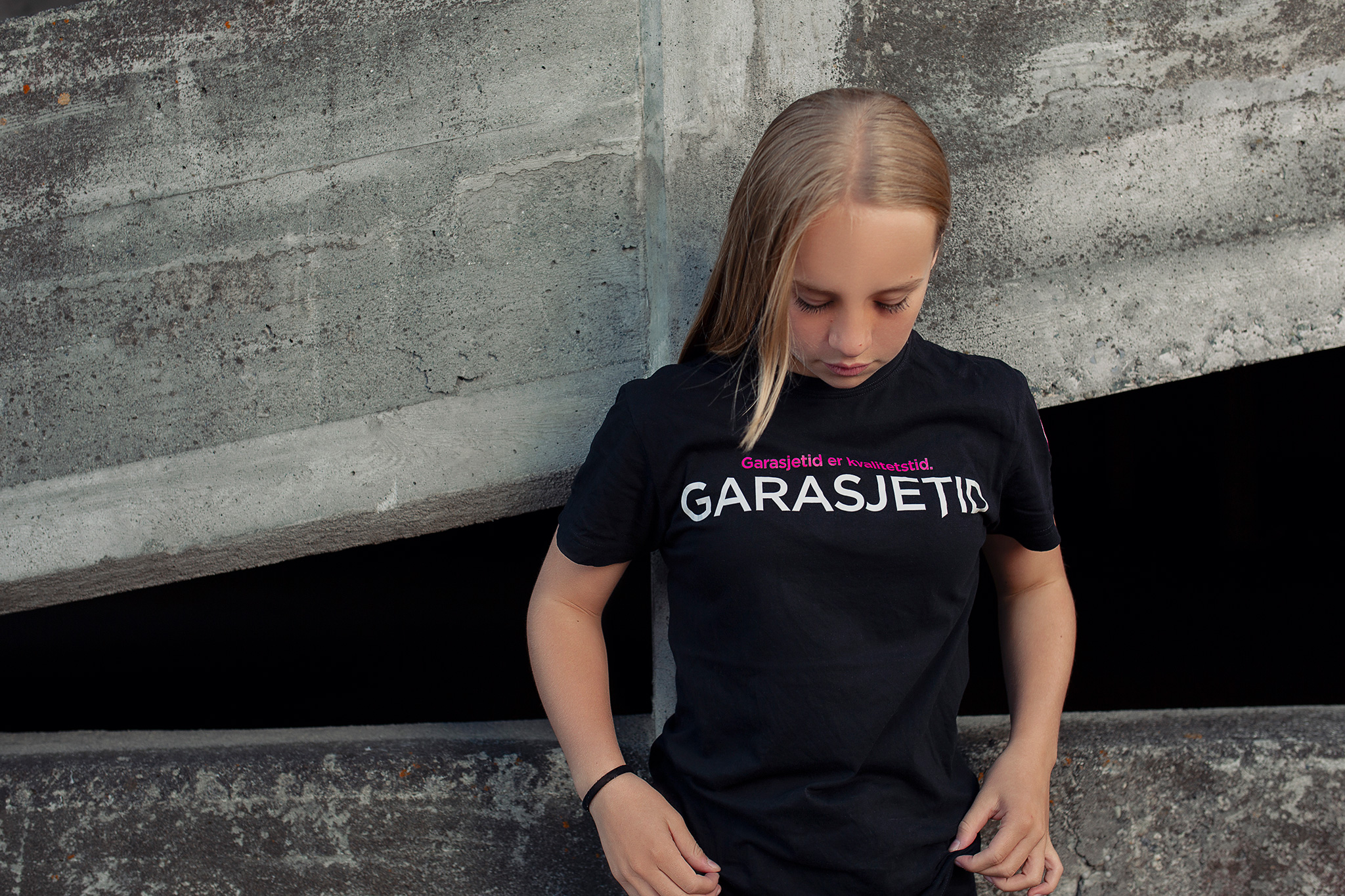 Garasjetid T-skjorte