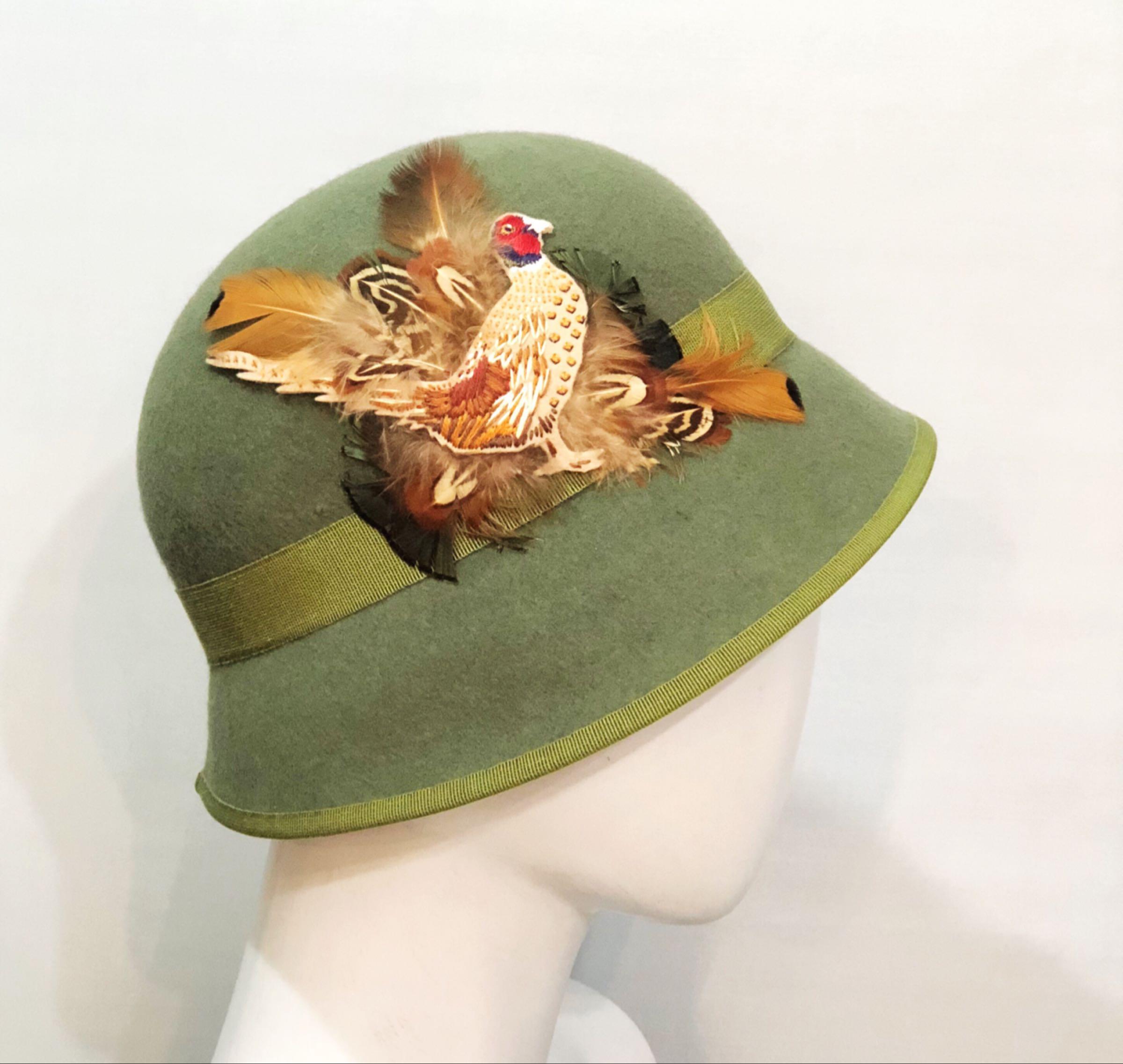 Pheasant cloche