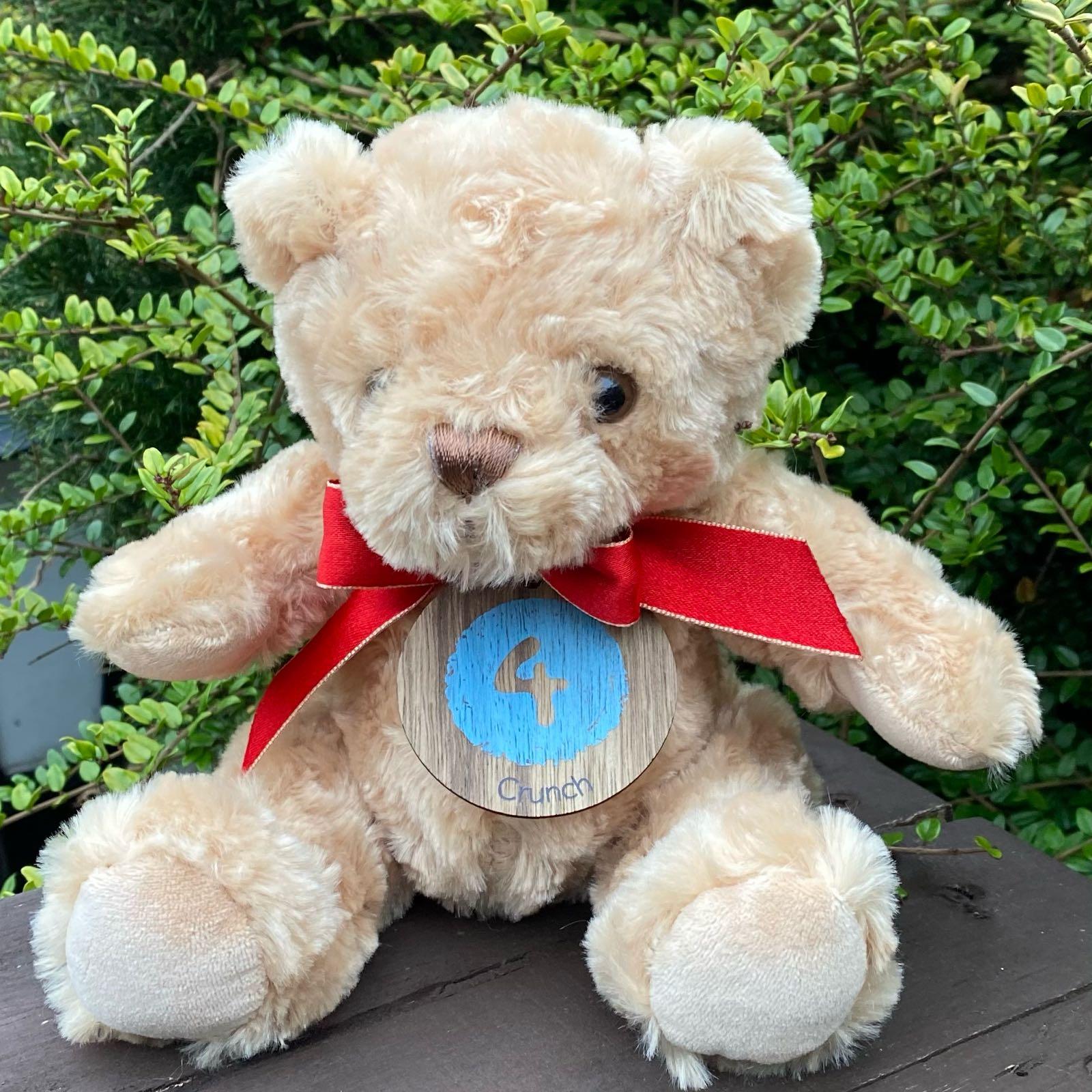 TEDDY CRUNCH