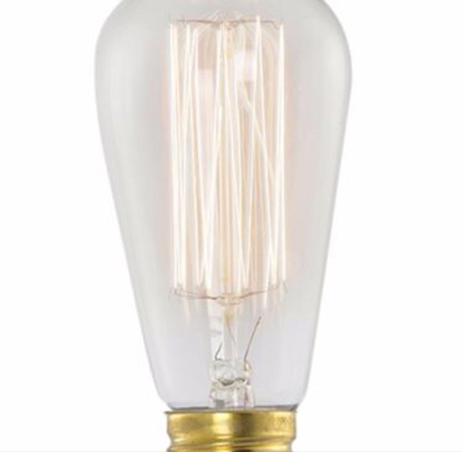 Squirrel bulb E27 screw in