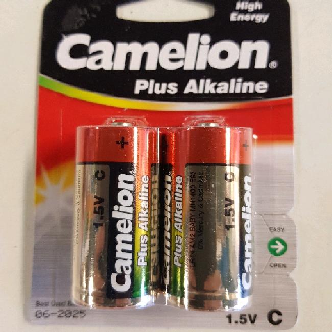 Batteri 1.5 v - 2-pack, Camelion C
