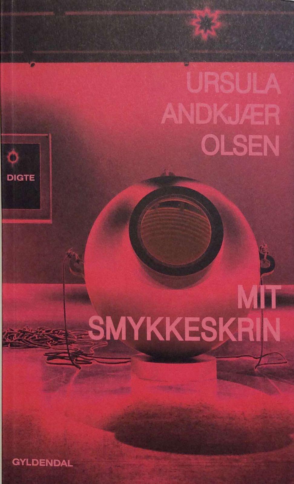 Olsen, Ursula Andkær. Mit smykkeskrin