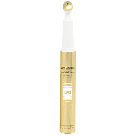 Ansikte GOLD  Eye & Lip Contour Cream, 9 ml