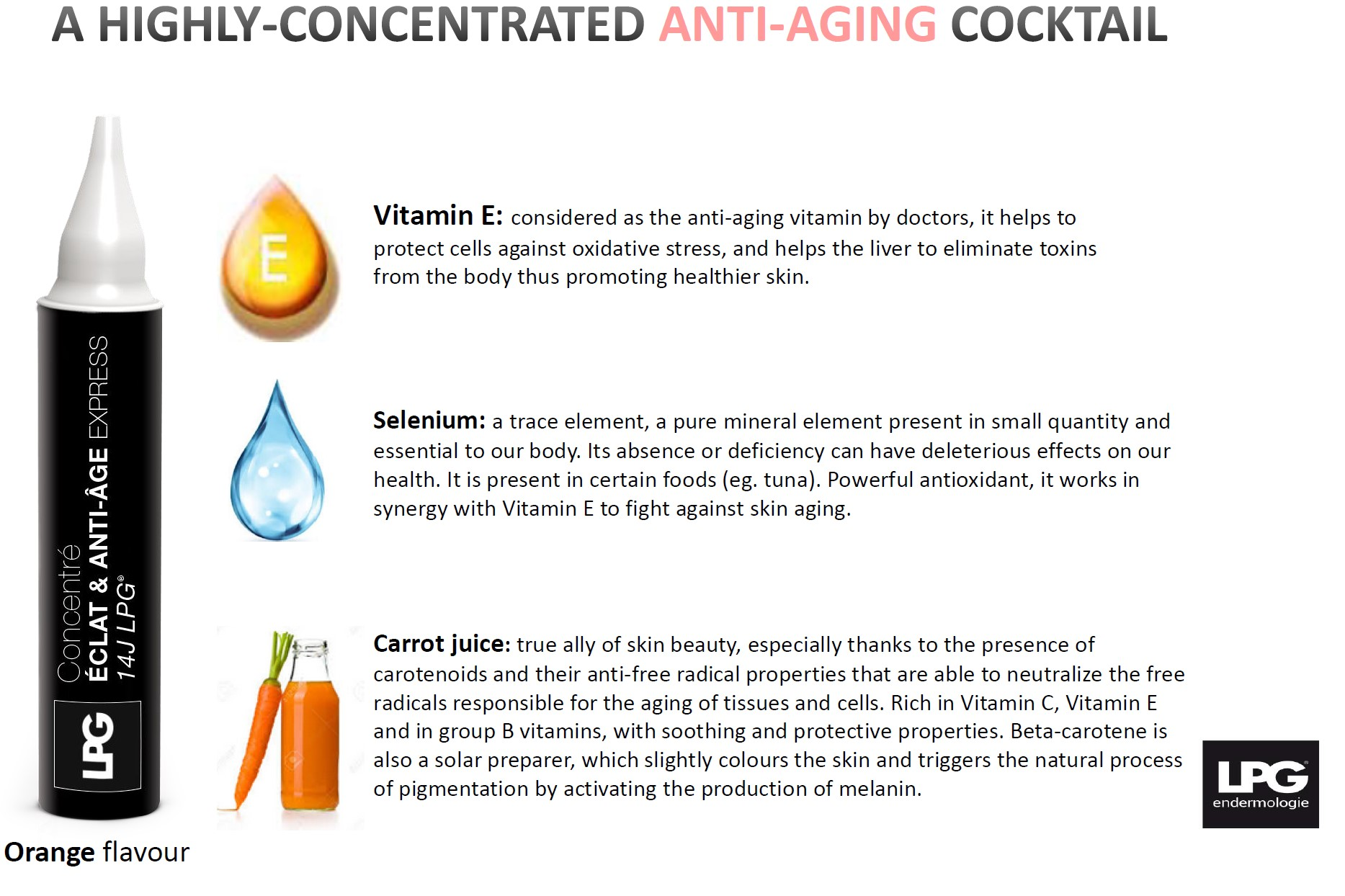 14-day Express Anti-aging & Radiance Concentrate